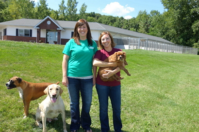 Mallard Pointe Kennel's Story - Julie and Blair Williams